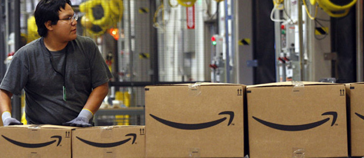 Amazon India's Logistics division expands their warehousing network