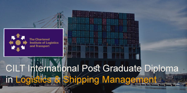 Reliant -Logistics Courses | CILT International PG Certificate In