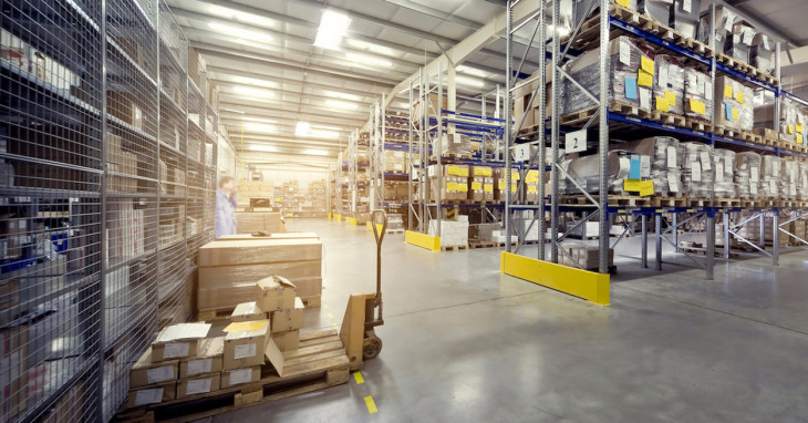 Emerging Demand for Warehouses - Reliant Institute of Logistics