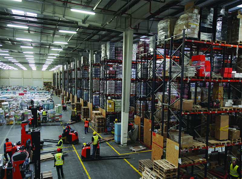 The demand for Logistics and warehousing space outstrips Supply - Reliant Logistics